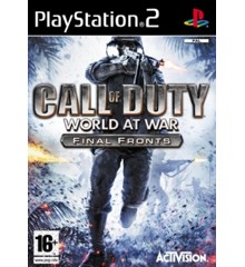 Call of Duty: World at War Final Fronts (Nordic)