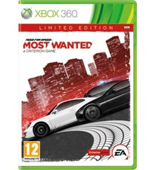 Need for Speed Most Wanted (2012) Limited Edition (Nordic)