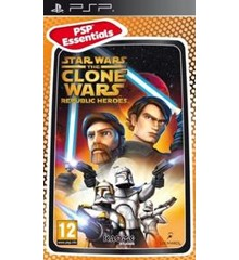 Star Wars Clone Wars Republic Heroes (Essential)