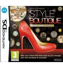 Nintendo Presents: Style Boutique (SE/DK)