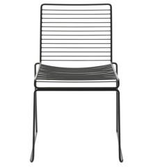 HAY - Hee Dining Chair Black