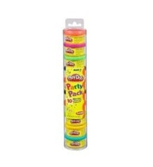 Play Doh - Party Pack Tube (10 colours!)