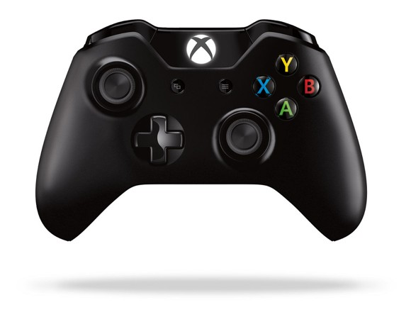 Xbox One Controller Wireless (Black)