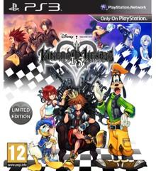 Kingdom Hearts HD 1.5 ReMIX Limited Edition