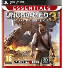 Uncharted 3: Drake's Deception (Essentials)