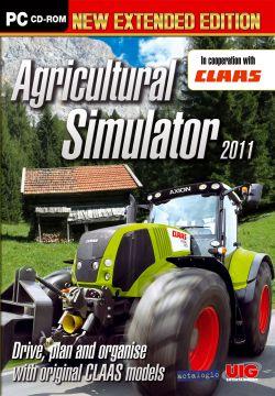Bilde av Agricultural Simulator 2011 Extended Edition