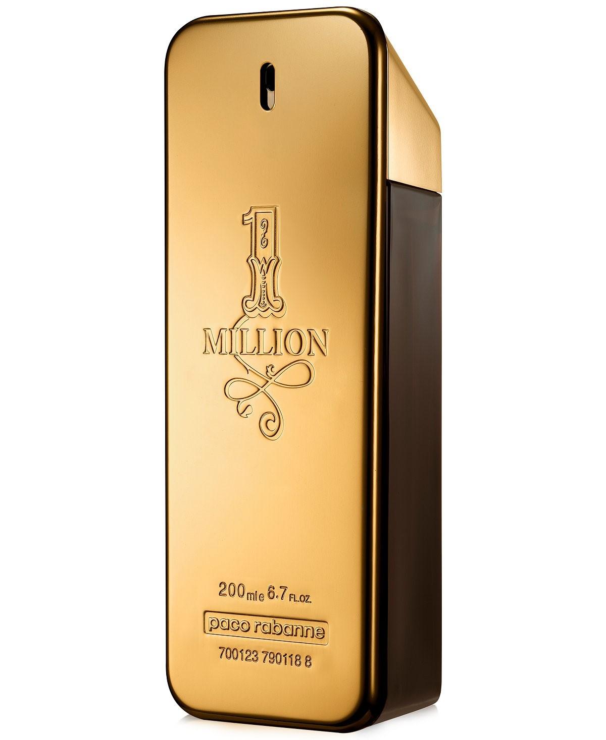 Paco Rabanne - 1 Million EDT 200 ml (BIG SIZE)