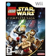 LEGO Star Wars 1 & 2 Complete Saga (UK)