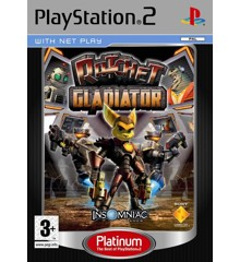Ratchet: Gladiator Platinum (Nordic)