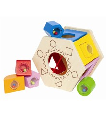Hape - Shake and Match Shape Sorter (5621)