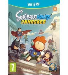 Scribblenauts Unmasked - A DC Comics Adventure