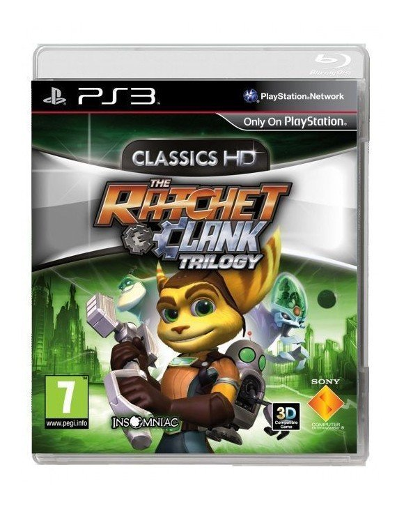 Ratchet & Clank Trilogy: HD Collection