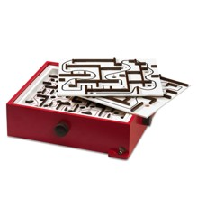 BRIO - Rød labyrint med 2 øveplader (34020)