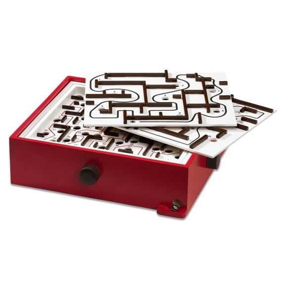 BRIO - Rød Labyrint med øvelsesbrett (34020)