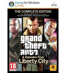 Grand Theft Auto IV (GTA 4) Complete Edition