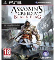 Assassin's Creed IV (4) Black Flag - Exclusive Edition (Nordic)