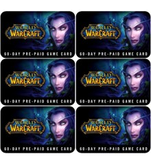 World of Warcraft GameCard Bundle 360 days