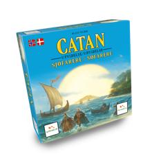 Settlers of Catan - Søfarer (Udvidelse)