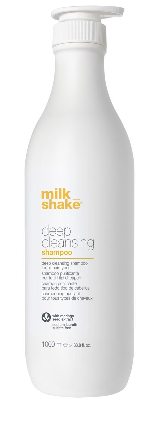 milk_shake - Deep Cleansing Shampoo 1000 ml.