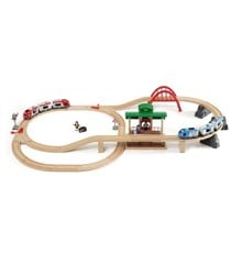 BRIO - Travel Switching Set (33512)