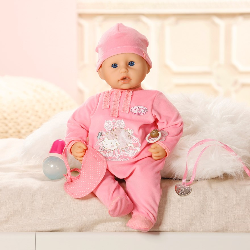 Buy Baby Annabell - Interactive Doll - 46 cm - Version 9