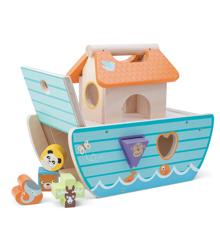 Le Toy Van - Noahs ark puttekasse (LTV223)