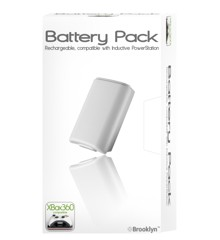 Battery Pack For Xbox 360: Inductive (Brooklyn)