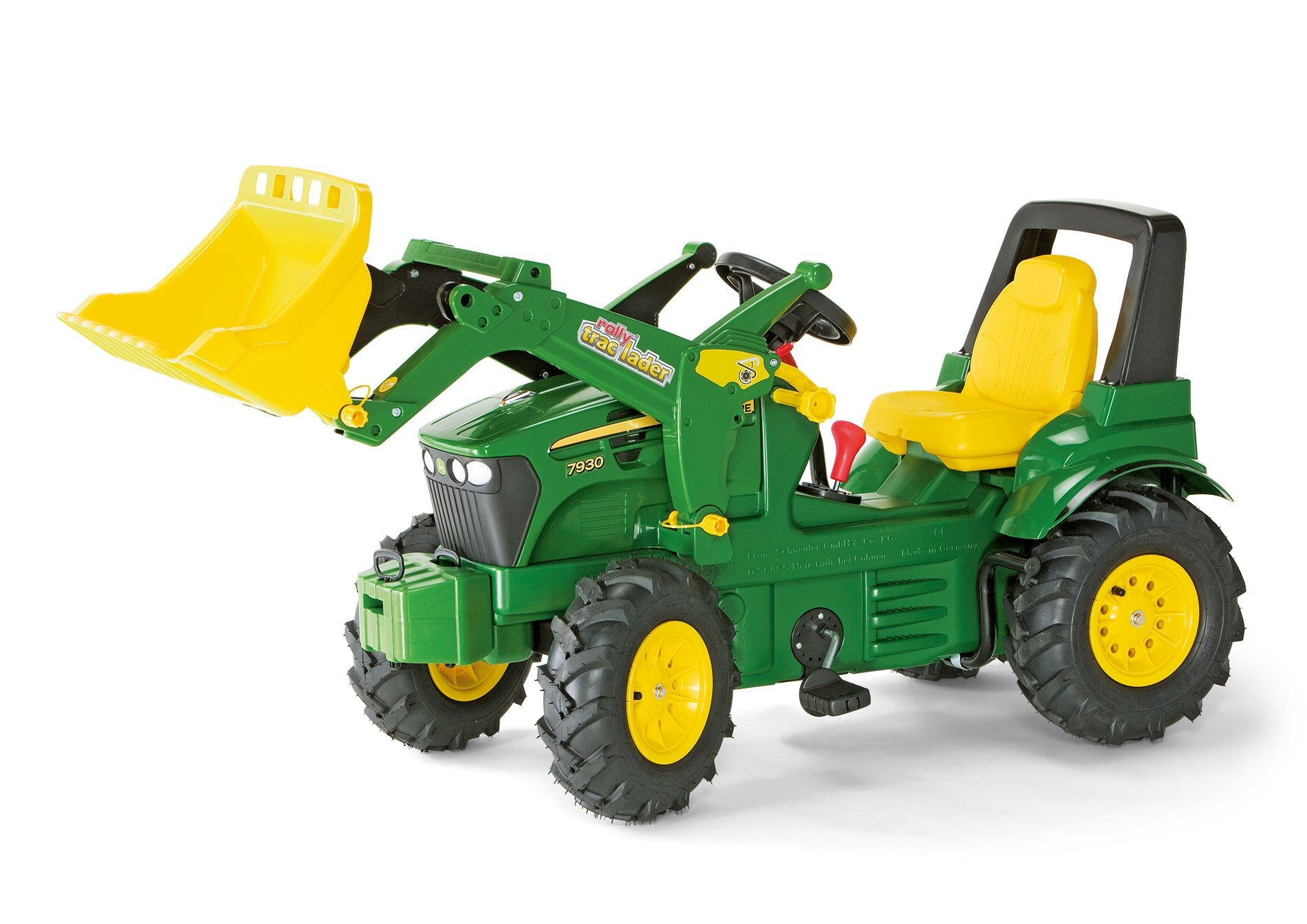 Koop Rolly Toys John Deere Tractor 7930 Pedal ride on