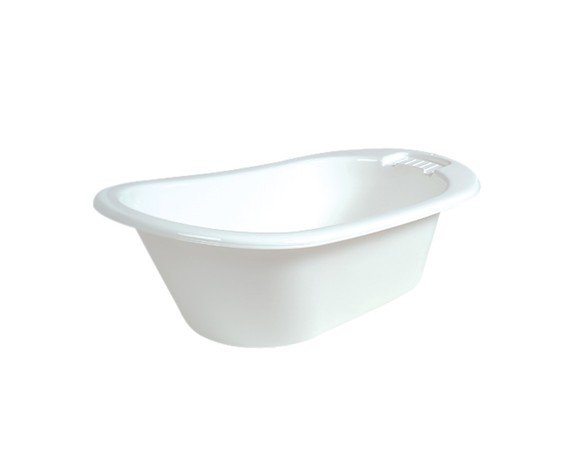 Baby Dan - Bathtub - White (7158-01)
