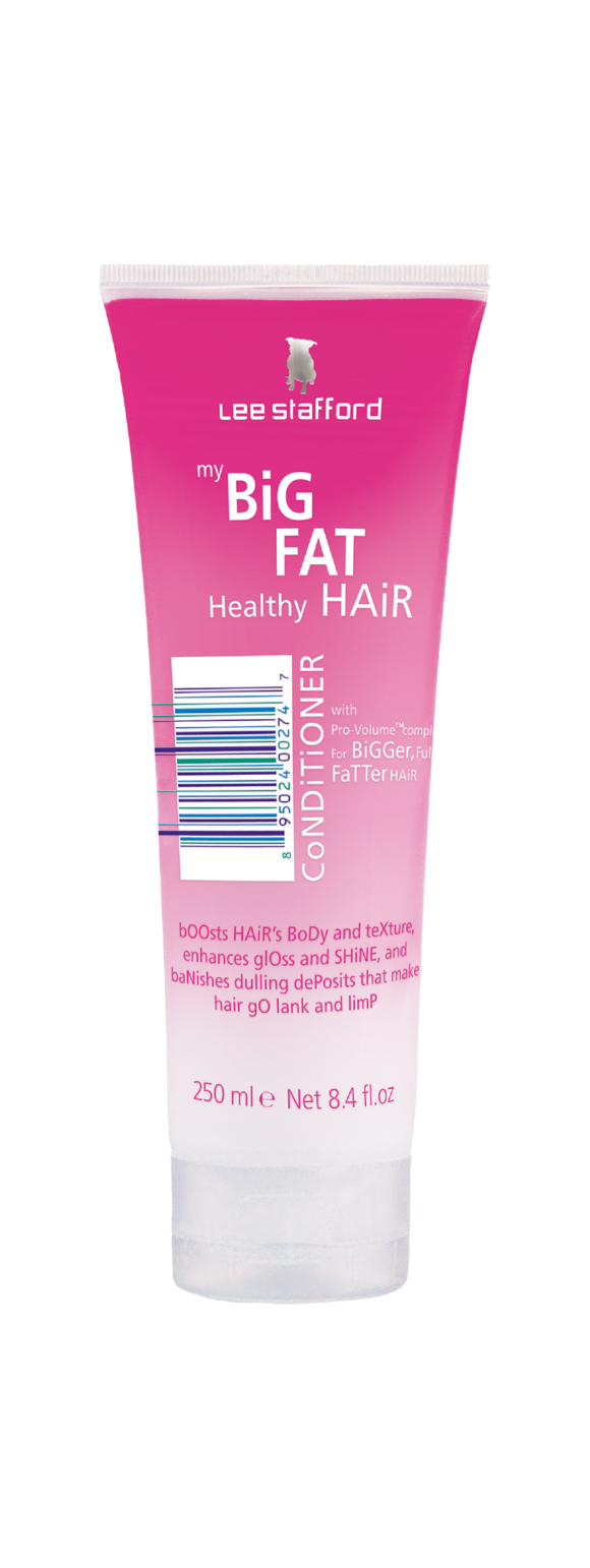 Lee Stafford - My Big Fat Healthy Hair Conditioner 250 ml