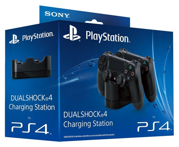 Sony Playstation DualShock 4 Oplader Station