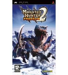 Monster Hunter: Freedom 2 (Essentials)