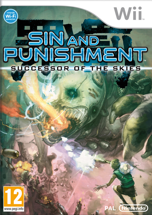 Sin & Punishment 2 Successor to the Skies
