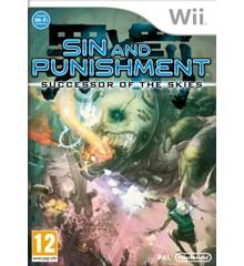 Sin & Punishment 2 Successor to the Skies