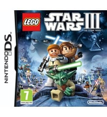 LEGO Star Wars III (3): The Clone Wars