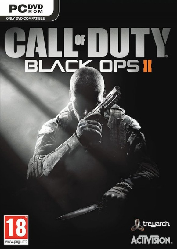 Call of Duty: Black Ops II (2) (Code via email) /PC DOWNLOAD