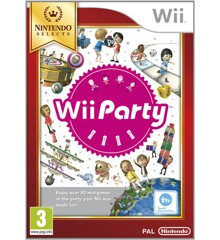 Wii Party (Solus) (Selects)
