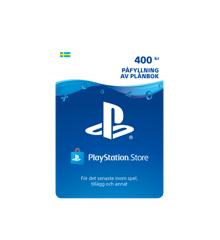 Playstation New Live Network Card 400 Kronor (SE)  (PS3/PS4/PS5/Vita)