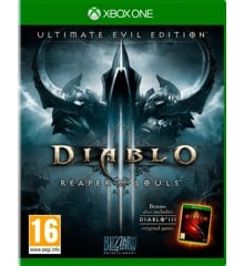 Diablo III (3): Reaper of Souls - Ultimate Evil Edition