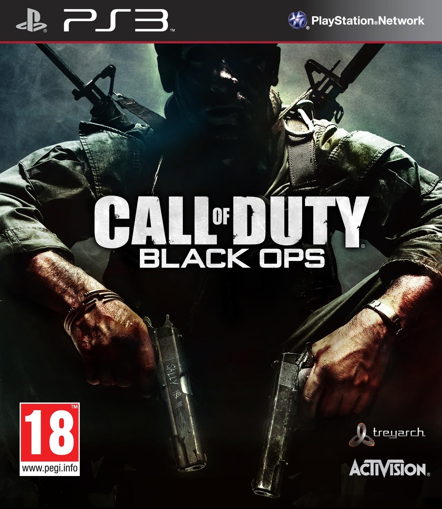 Bilde av Call Of Duty: Black Ops