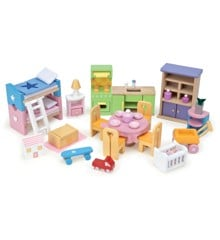 Le Toy Van - Starter Dolls House Furniture Set (LME040)