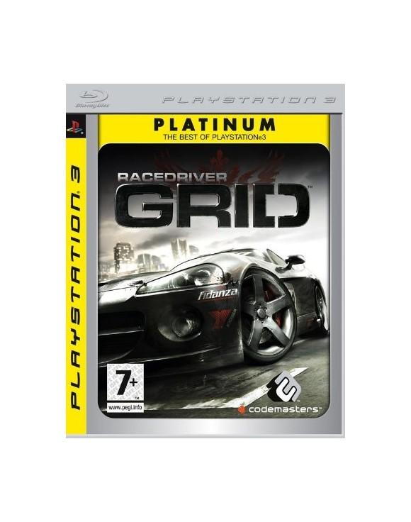 Race Driver GRID (TOCA) Platinum