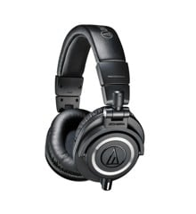 Audio Technica ATH-M50X Headphones - Black