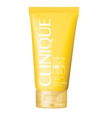 Clinique - Sun Broad Spectrum SPF 15 Sunscreen Body Cream 150 ml.
