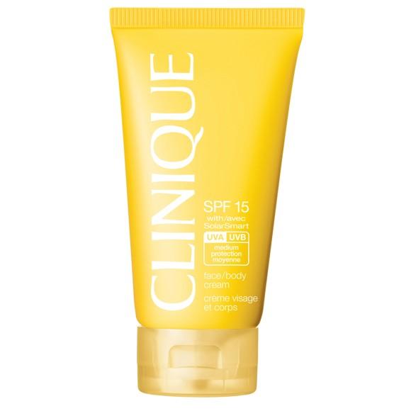 Clinique - Sun Broad Spectrum SPF 15 Sunscreen Body Cream 150 ml.