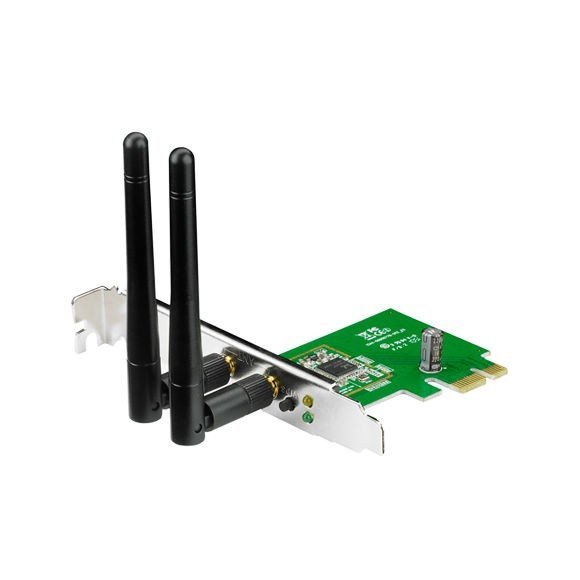 Asus PCE-N15 Dual-band Wireless 300Mbps PCI-E Adapter