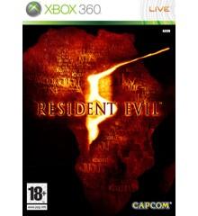 Resident Evil 5 (NORDIC)