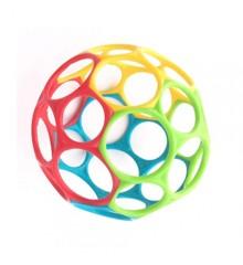 Oball - Classic ball 10 cm - Multicolor (10340)