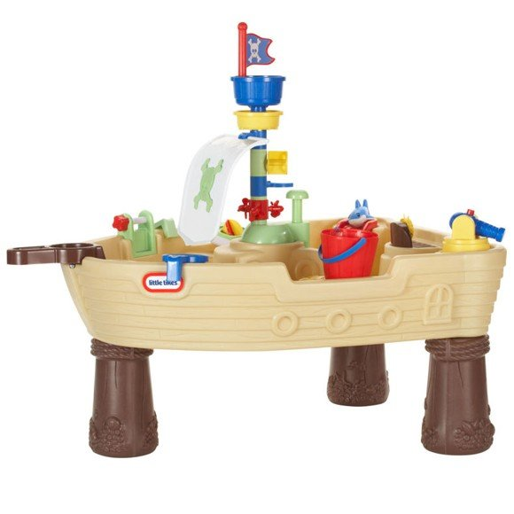 Little Tikes - Anchors Away Pirate Ship Water Play