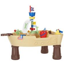 Little Tikes - Pirateskib Sand & Vand legebord